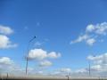 только небо...