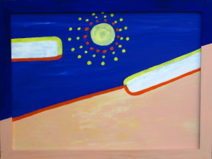 картина Пустыня