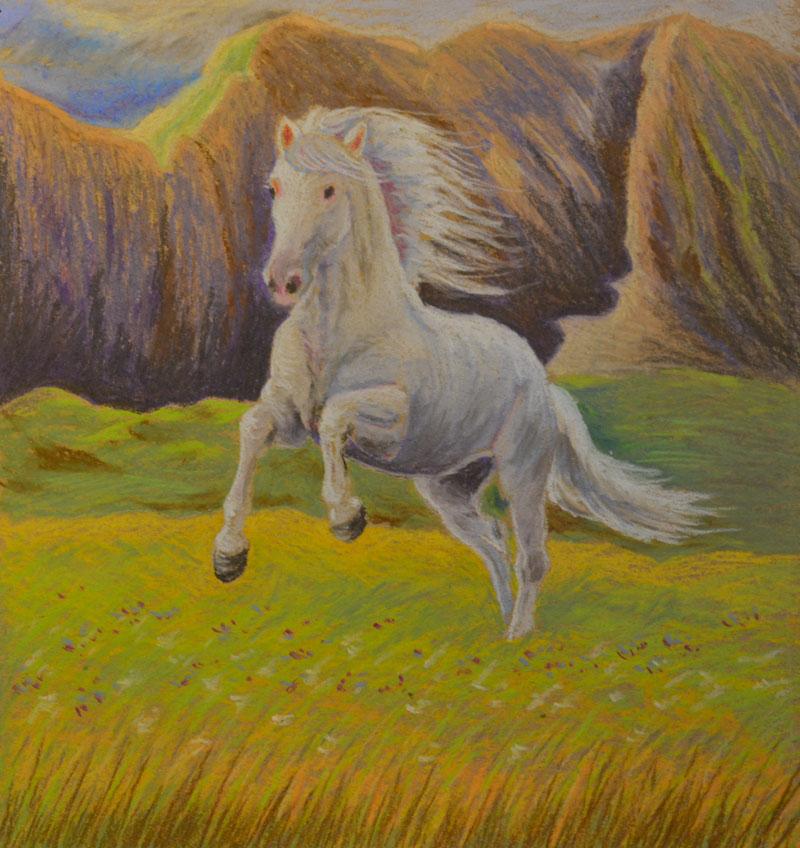 конь 2
