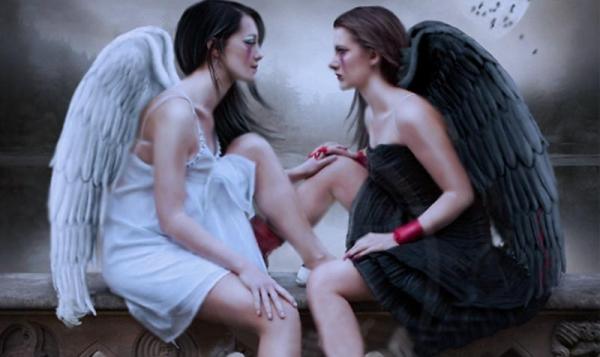 друг и враг помни размышления мысли ангел и демон
