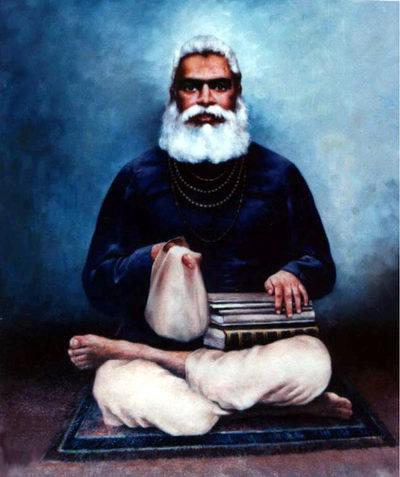 Бхактивинода Тхакур  О качествах, необходимых в духовной жизни Шарангати мысли картинки