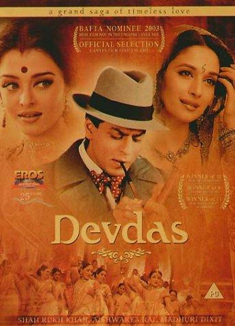 Девдас фильм, драма, индийское кино рецензия, отзыв и впечатления