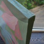 Окно в сад. Картина, холст, масло, 60Х70 см, художник Мария Текун maryatekun.ru фото 5