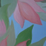 Окно в сад. Картина, холст, масло, 60Х70 см, художник Мария Текун maryatekun.ru фото 4