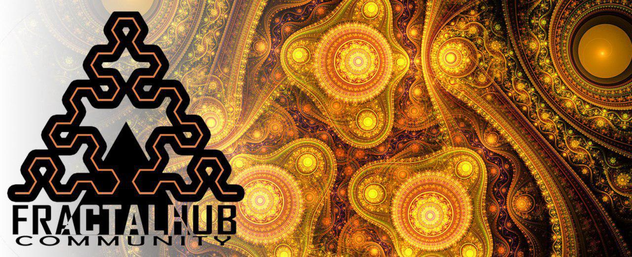 Fractal Hub community - сообщество фрактальных художников фракталы фрактальные картины maryatekun.ru