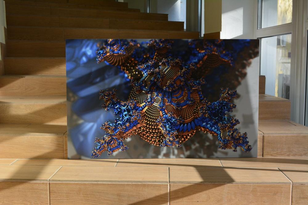 выставка фрактальных картин от сообщества Fractal Hub фото 4