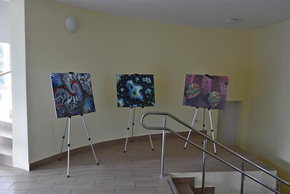 выставка фрактальных картин от сообщества Fractal Hub фото 2