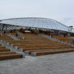концертный зал Зарядье - летняя сцена художник-сочинитель Мария Текун maryatekun.ru фото 4