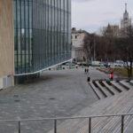 концертный зал Зарядье художник-сочинитель Мария Текун maryatekun.ru фото 3
