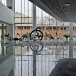 концертный зал Зарядье фойе художник-сочинитель Мария Текун maryatekun.ru фото 1