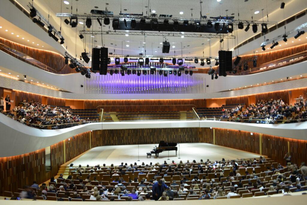 концертный зал Зарядье художник-сочинитель Мария Текун maryatekun.ru фото