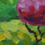 Весна в полях. Картина, художник Мария Текун авторская живопись картины для интерьера продажа картин maryatekun.ru фото 4